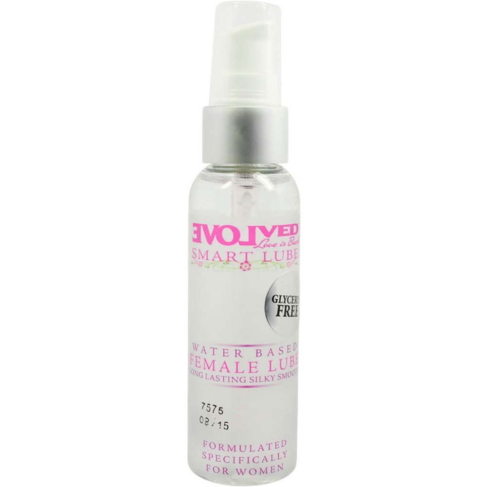 Female Lube Water Based 2 Fl. Oz. - View #1