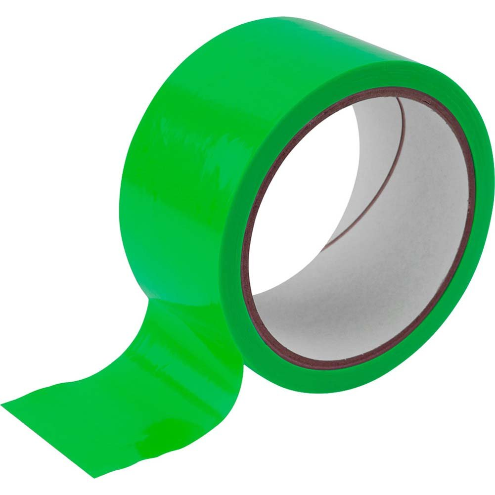 Neon Pleasure Tape Green - View #3