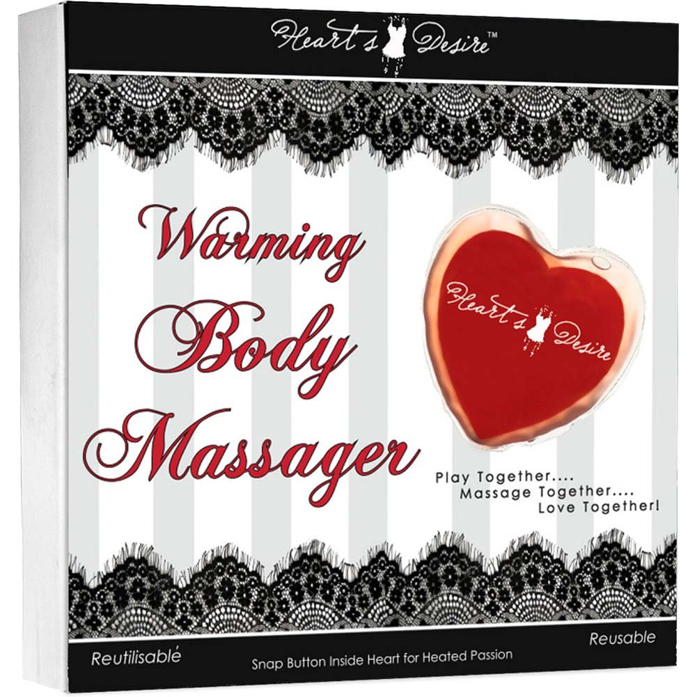 Hearts Desire Warming Body Massager - View #2