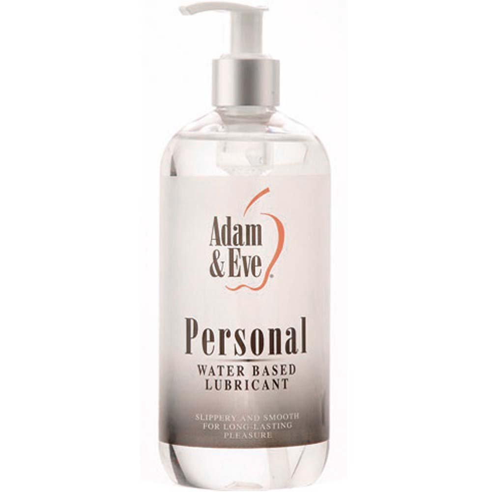Adam and Eve Personal Water-Based Lubricant 16 Fl. Oz. - View #1