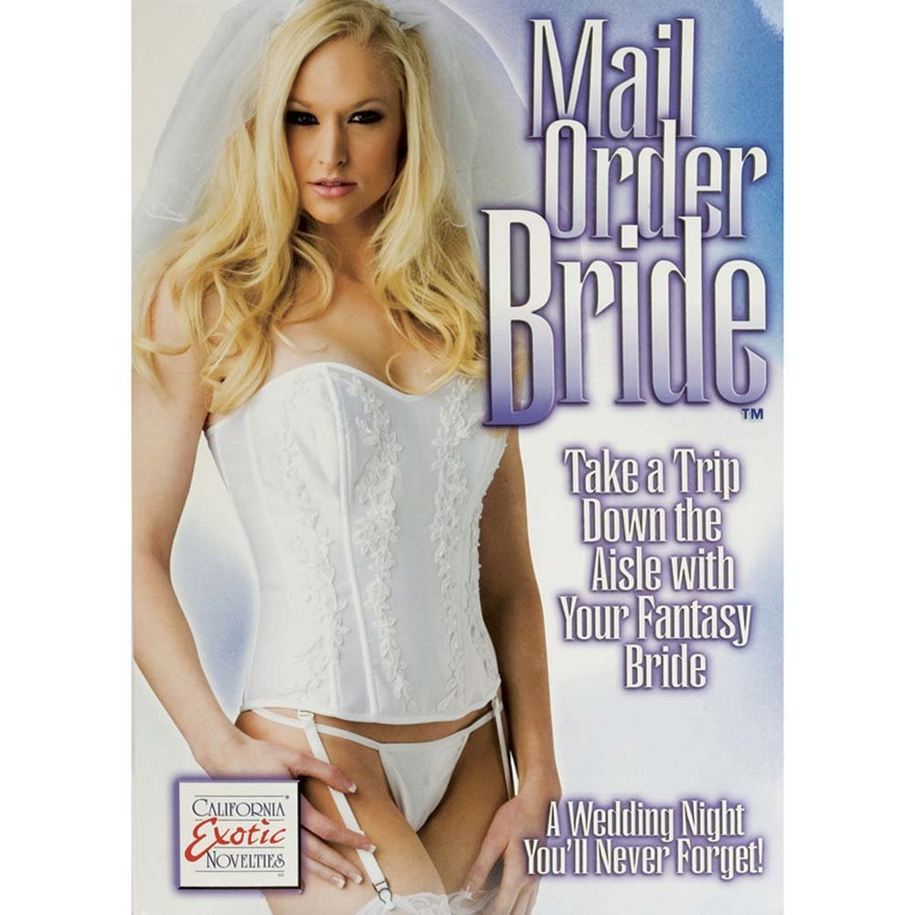 California Exotics Mail Order Bride Doll - View #2