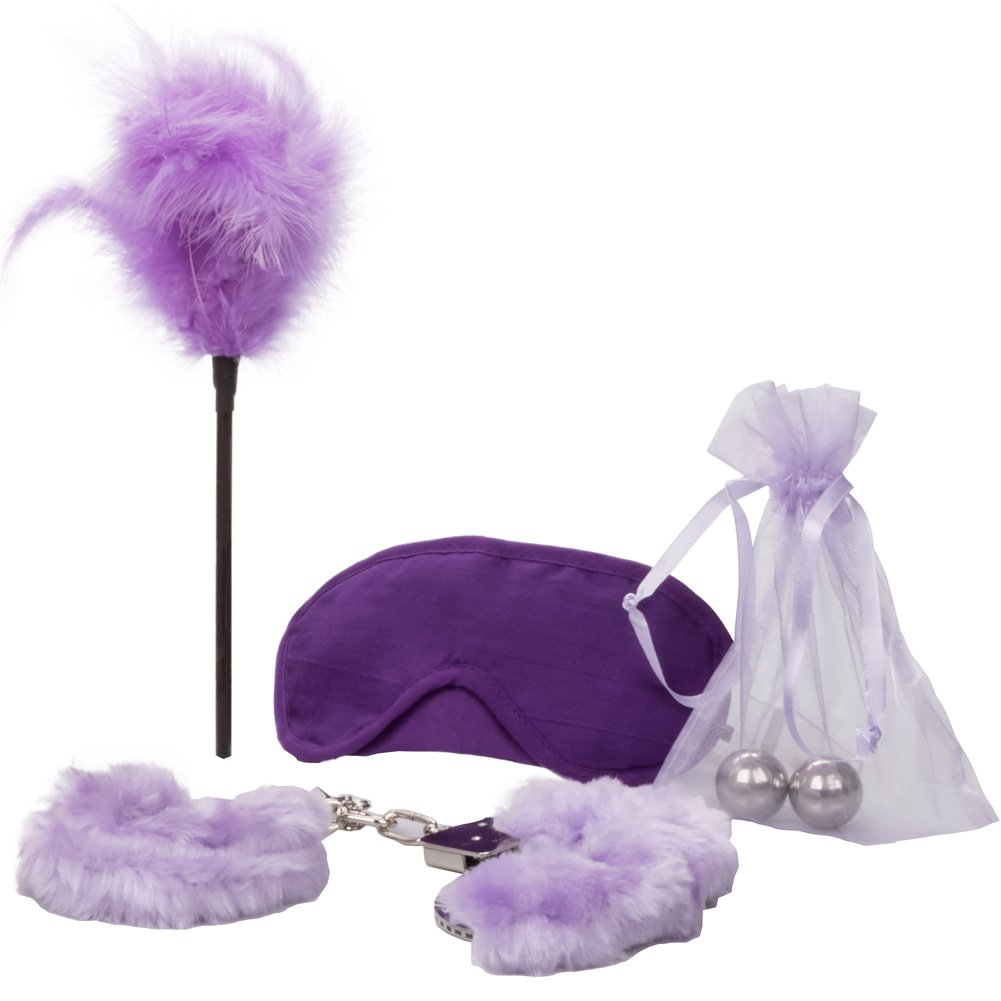 CalExotics Dr. Laura Berman Shades of Purple Playroom Kit - View #2