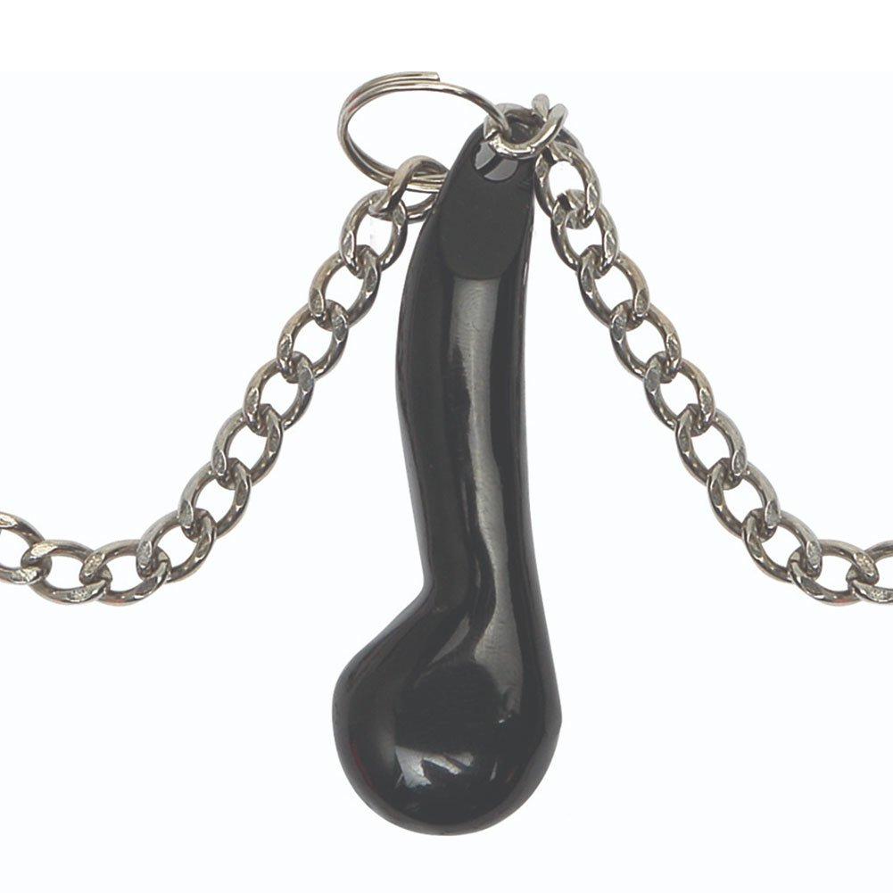 Fetish Fantasy Series Heavyweight Nipple Clamps Black - View #3