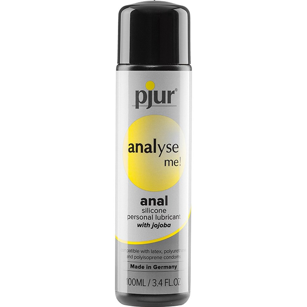 Pjur Analyse Me Relaxing Anal Glide Silicone Based Lube 3.4 Fl.Oz 100 mL - View #2