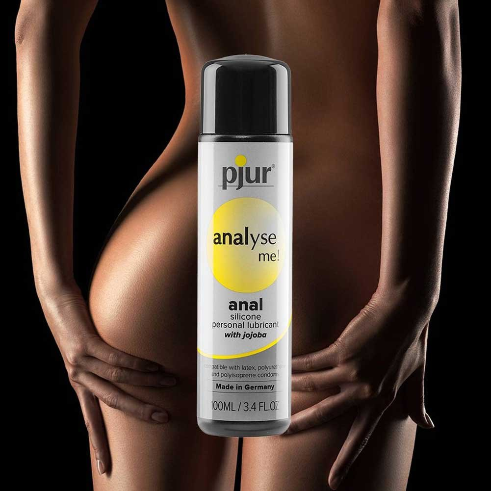 Pjur Analyse Me Relaxing Anal Glide Silicone Based Lube 3.4 Fl.Oz 100 mL - View #4
