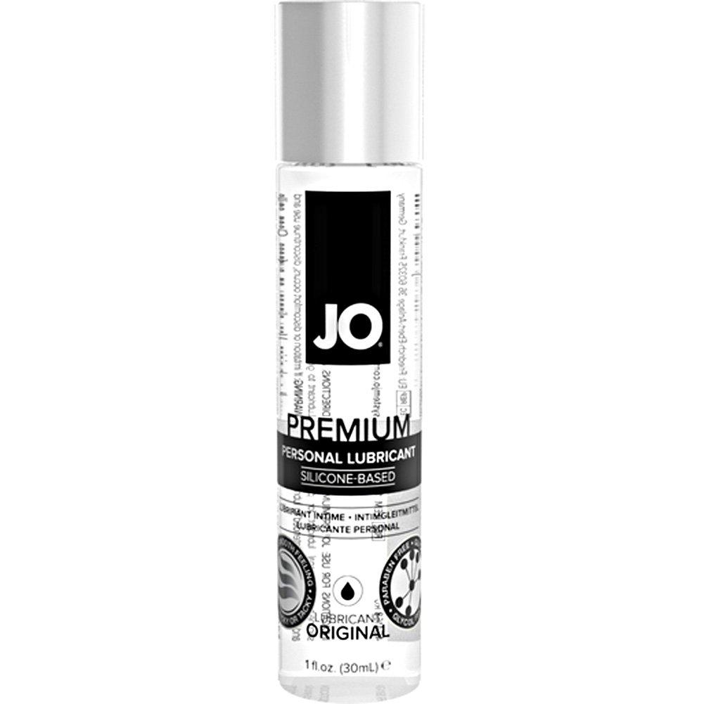 JO Premium Original Personal Silicone Based Lubricant 1 Fl.Oz 30 mL - View #2