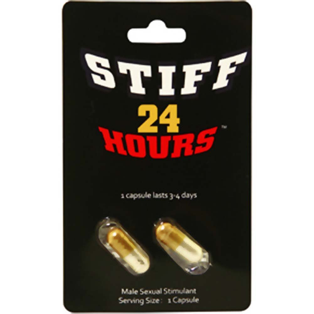 Stiff 24 Hours 2 Count Capsule - View #1