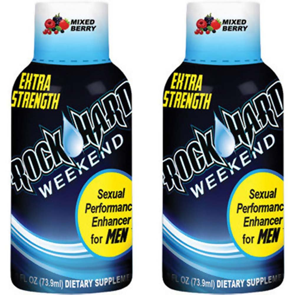 RockHard Weekend Mixed Berry Pack of Two - View #1