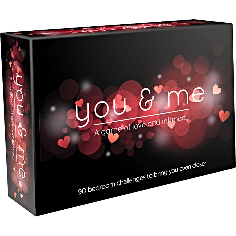 You Me Game - A Game of Love and Intimacy for Couples - View #1