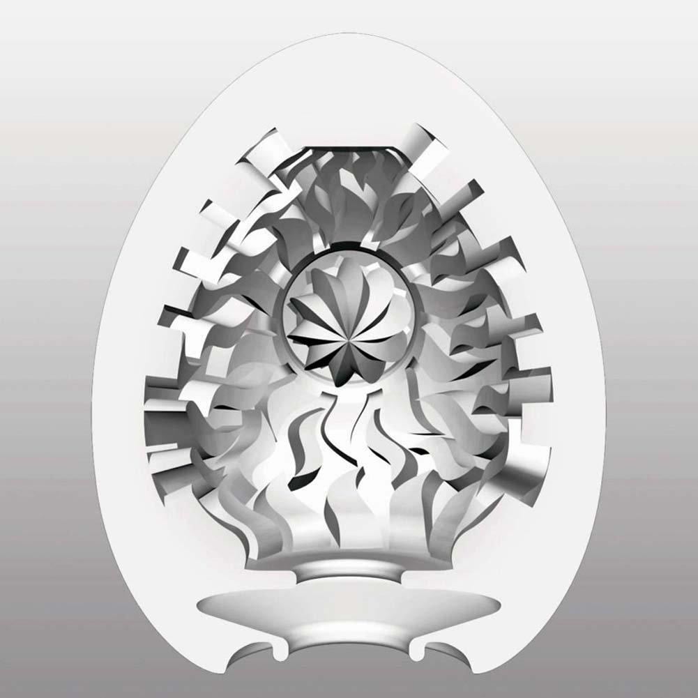 Tenga Egg Portable Silicone Male Masturbator Shiny - View #3