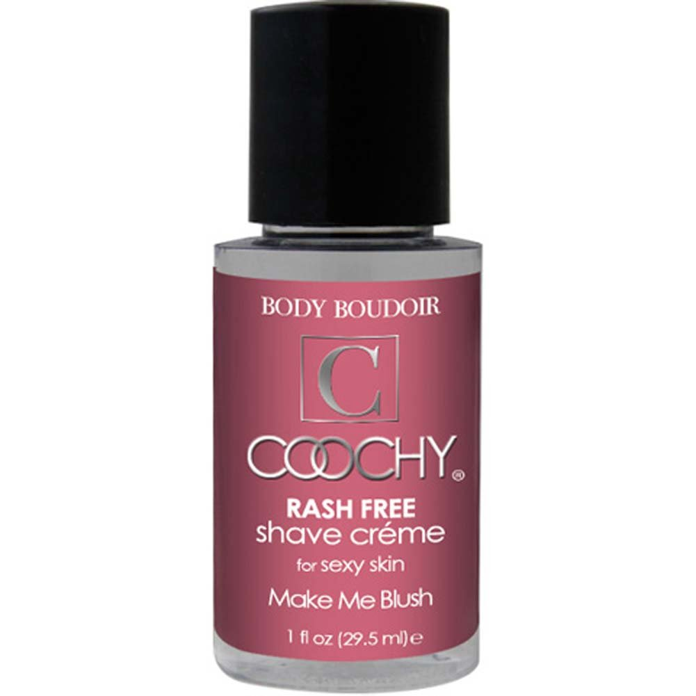 Coochy Rash Free Shave Creme Make Me Blush 1 Fl. Oz. - View #1