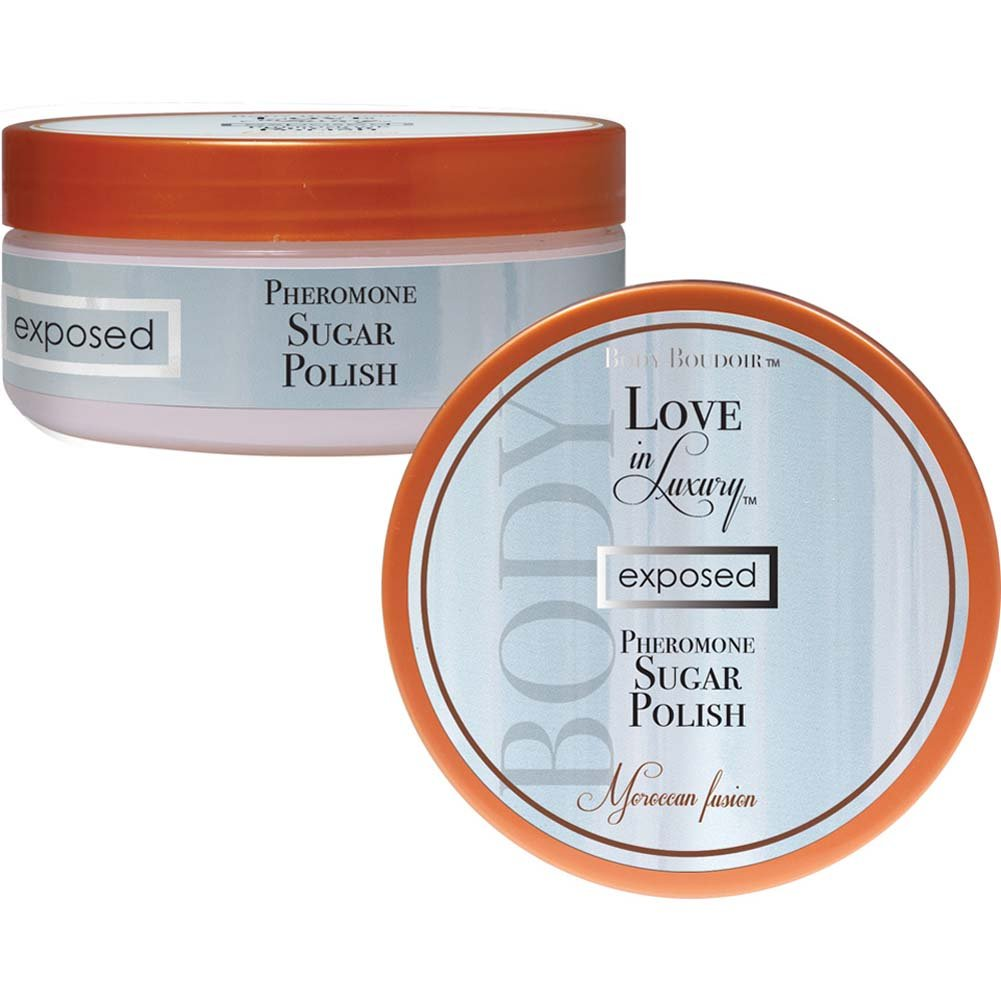 Love in Luxury Exposed Pheromone Sugar Polish Morrocan Fusion 4 Oz. - View #1