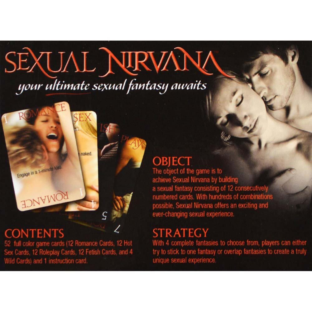Sexual Nirvana Fantasy Game for Lovers - View #3