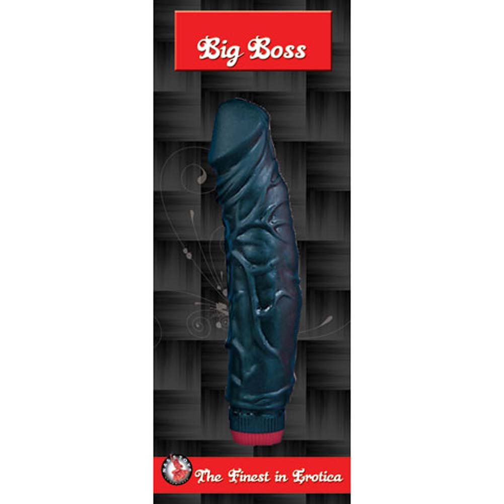 "Big Boss Realistic Vibe 8.25"" Ebony - View #3"