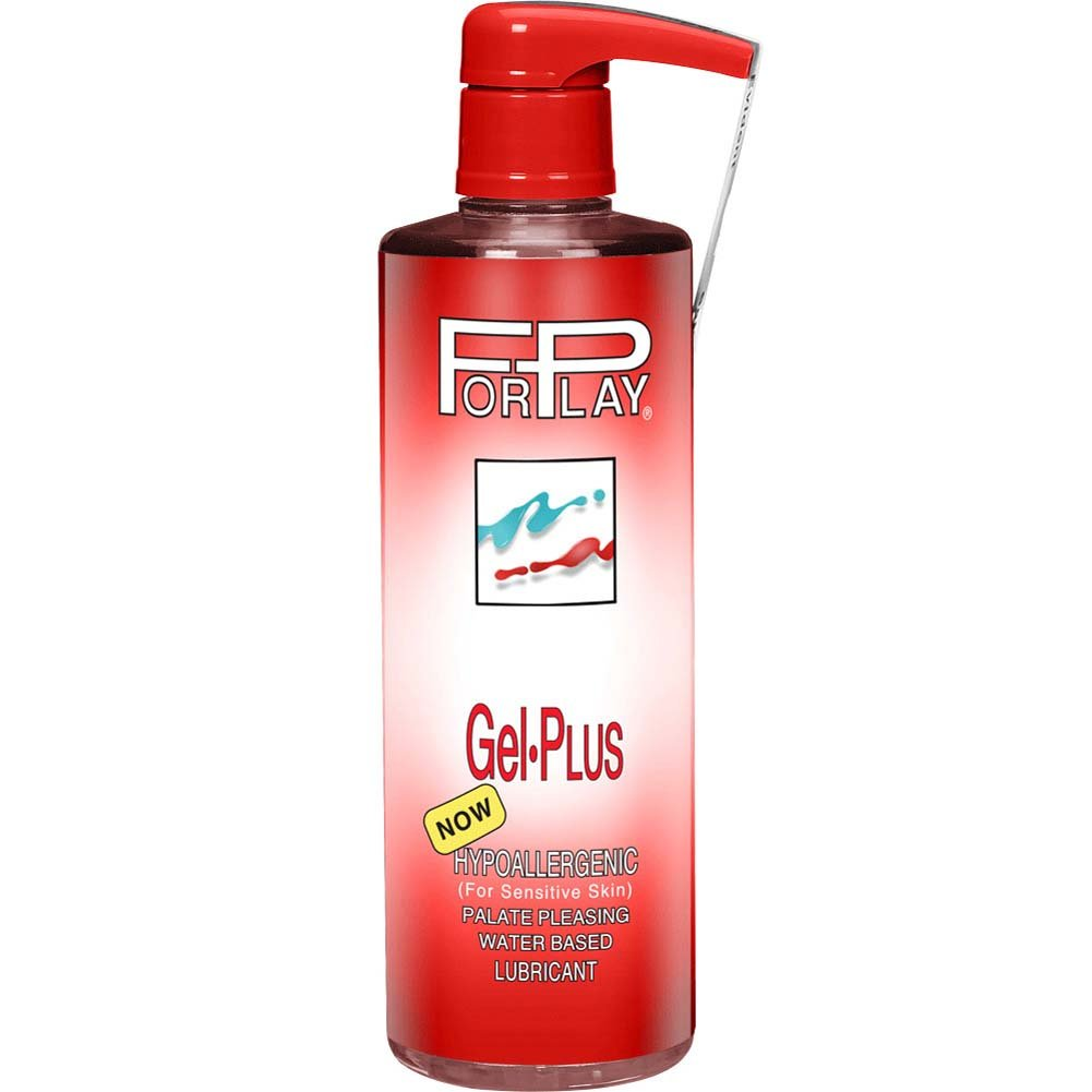ForPlay Gel Plus Hypoallergenic Lubricant for Sensitive Skin 19 Fl. Oz. - View #1