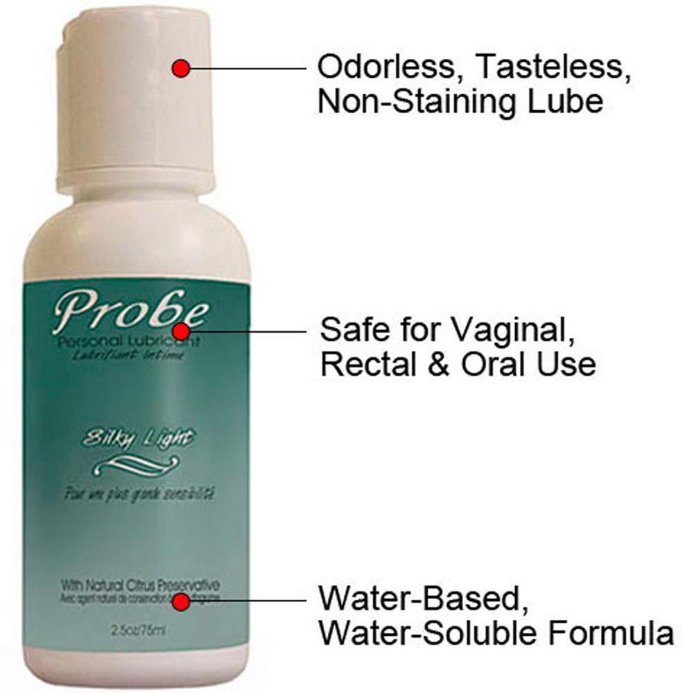 Probe Silky Light Personal Lube 2.5 Fl. Oz. - View #1