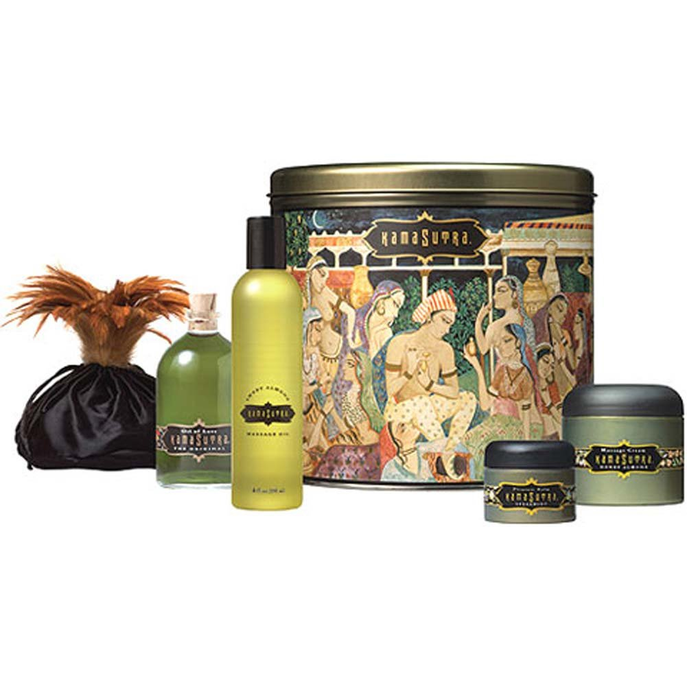 Kama Sutra Earthly Delights Gift Tin - View #2