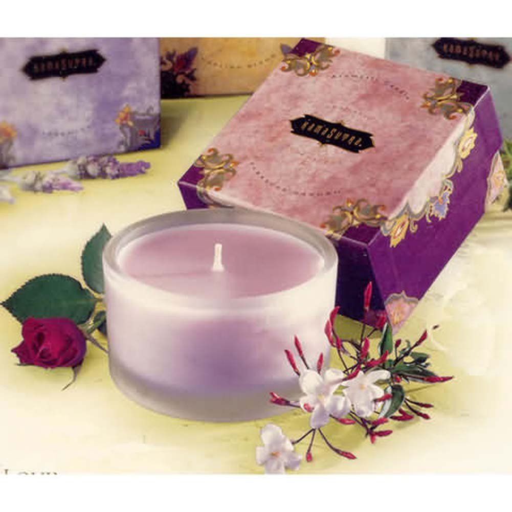 Kama Sutra Aromatic Candle Serenity - View #1