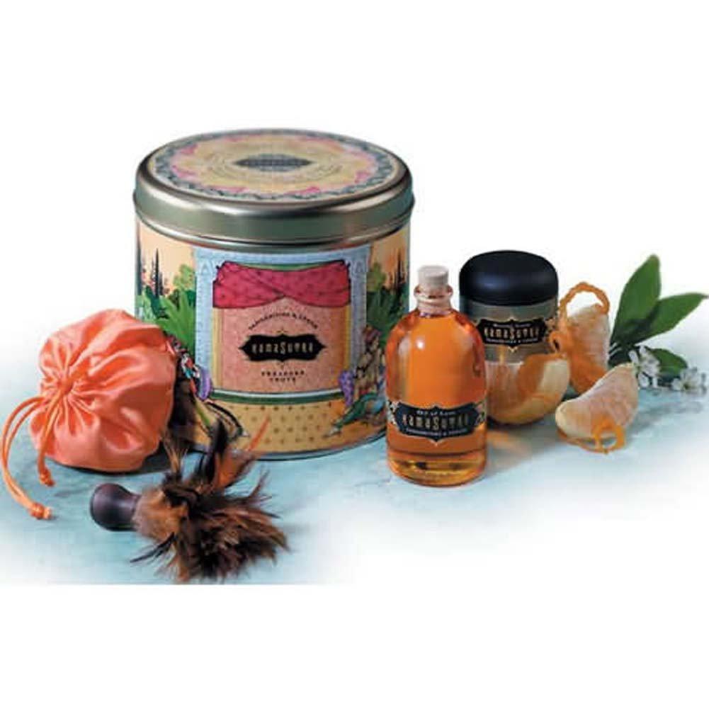 Kama Sutra Treasure Trove Tangerines and Cream - View #1