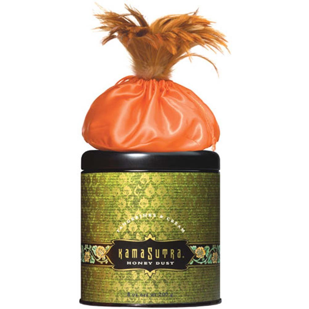 Kama Sutra Honey Dust Tangerines and Cream 8 Oz. - View #1