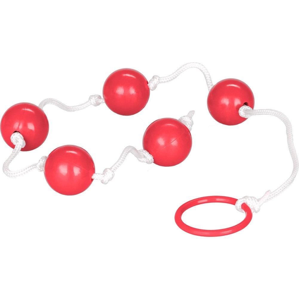 CalExotics Anal Beads Medium Assorted Colors - View #3