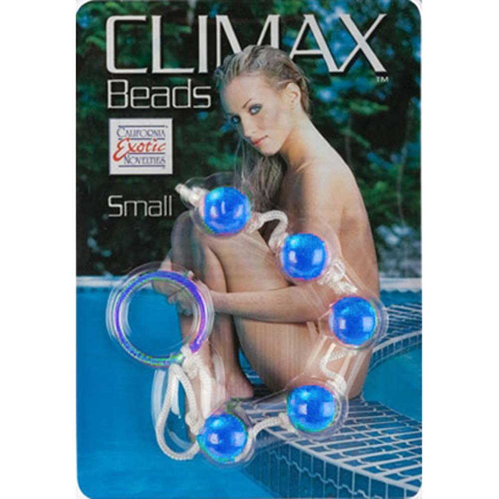 CalExotics Climax Beads Small Assorted Colors - View #1