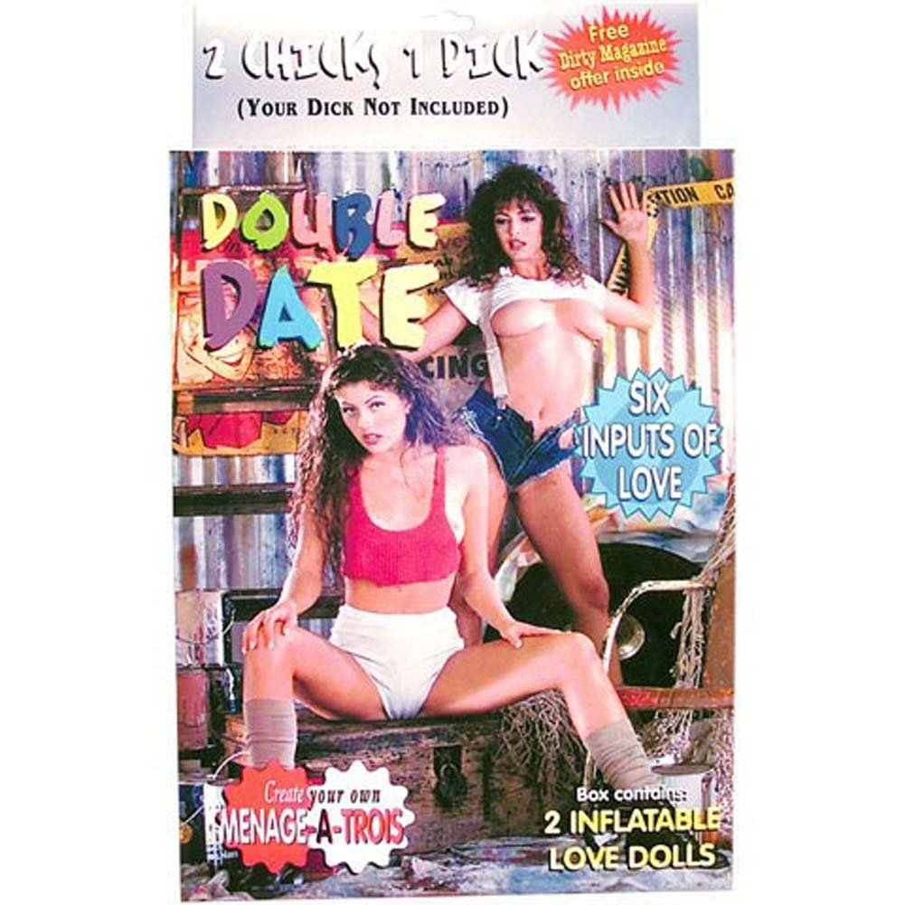 Double Date Love Dolls - View #1