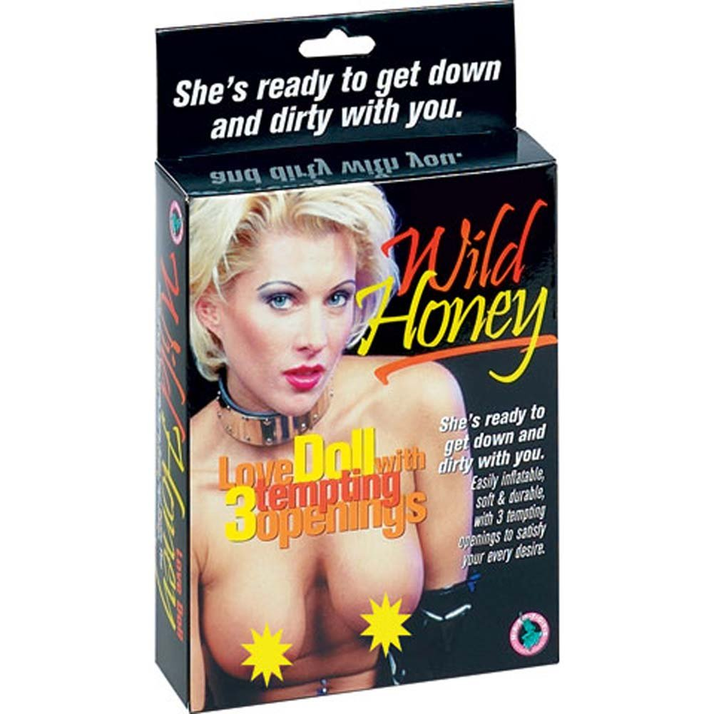 Wild Honey Love Doll - View #2