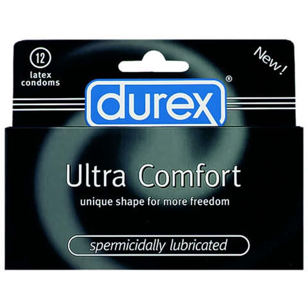 Durex Ultra Comfort Condoms 12 Pk - View #1