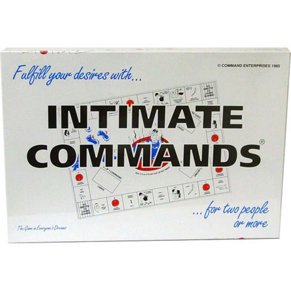 Intimate Commands Game - View #2