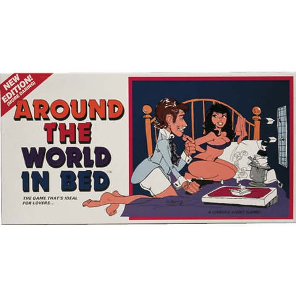 Around the World In Bed Game - View #1