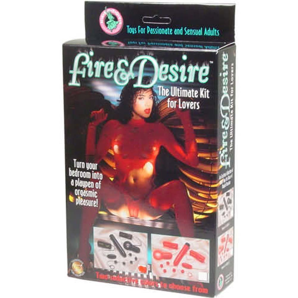 Fire and Desire Kit Black - View #1