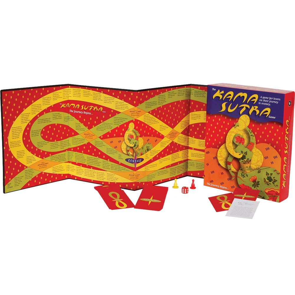Kama Sutra Board Game for Lovers - View #2