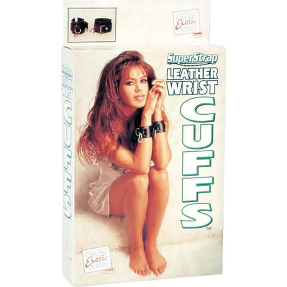 Super Strap Wrist Cuffs - View #1