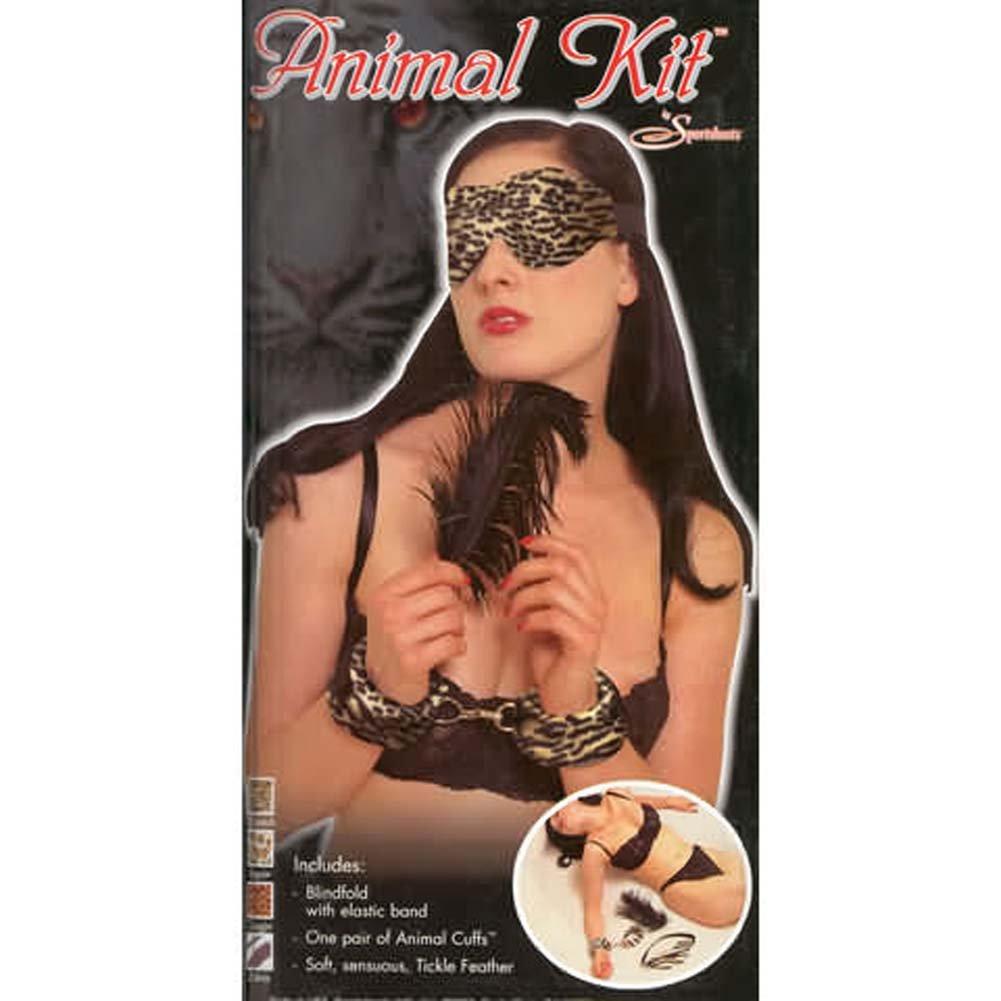Animal Kit 3pc. - View #1