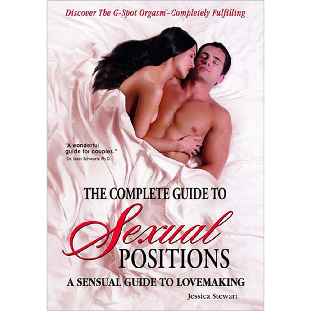 Complete Guide to Sexual Positions Book - View #1