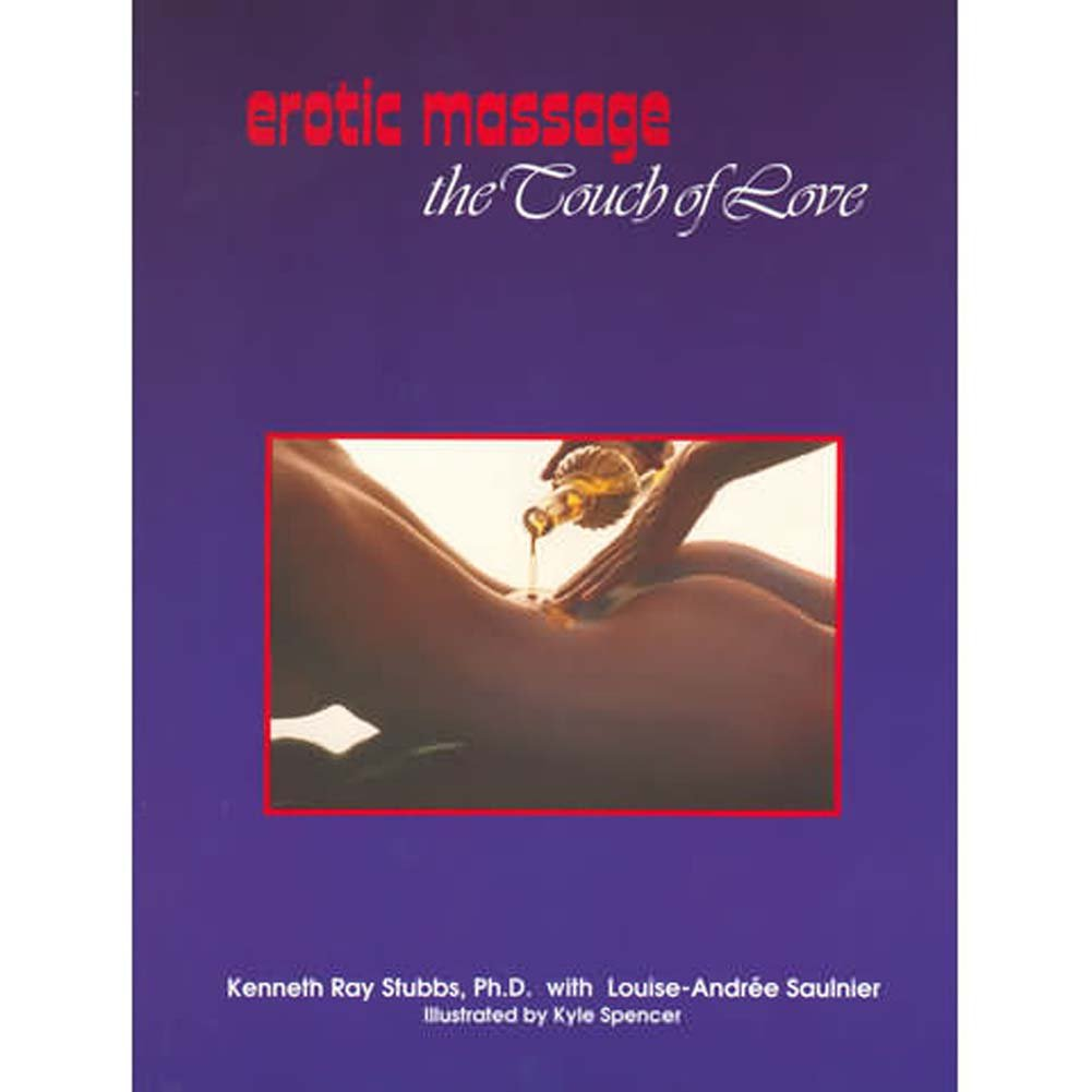 Erotic Massage The Touch Of Love Book - View #1