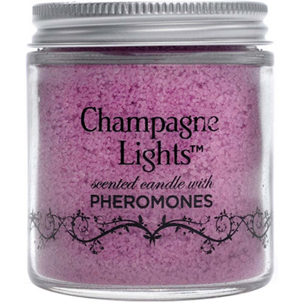 Champagne Light Scented Candles Shampagne Rain - View #1