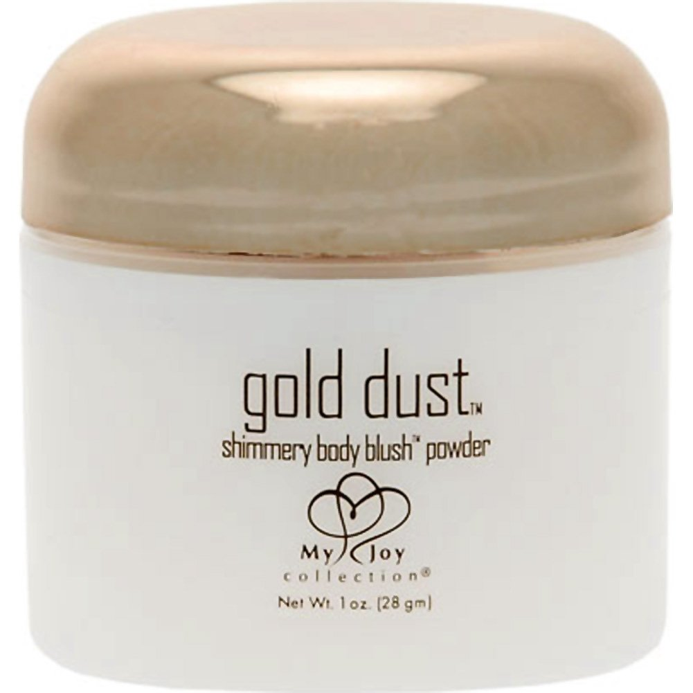 Gold Dust Shimmering Body Blush Powder 1 Ounce 28 G - View #1