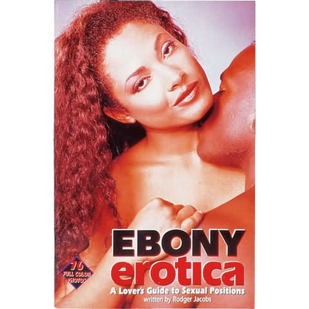 Ebony Erotica Positions Book - View #1