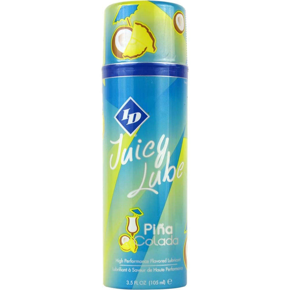 ID Juicy Water-Based Lubricant Pina Colada 3.5 Fl. Oz. - View #1