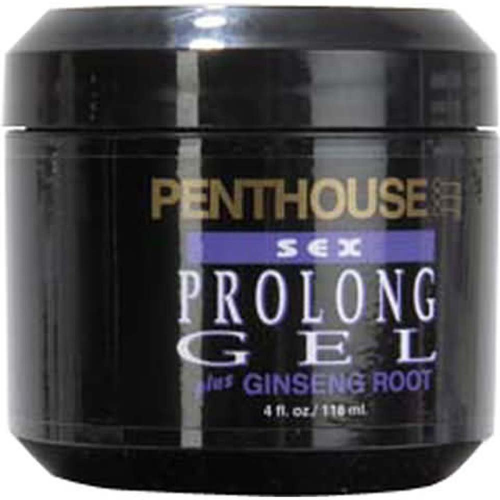 Sex Prolong Gel Ginseng Root - View #1