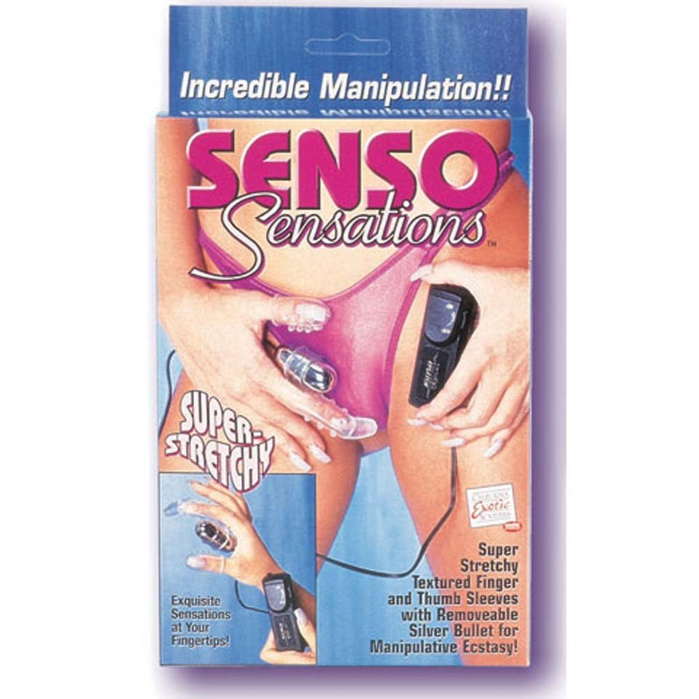 Senso Sensations Finger Vibrating Stimulator - View #1