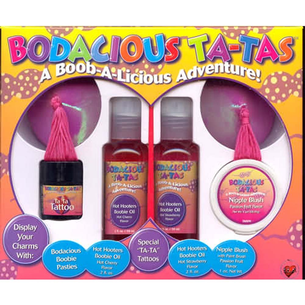 Bodacious Ta Tas Kit - View #1