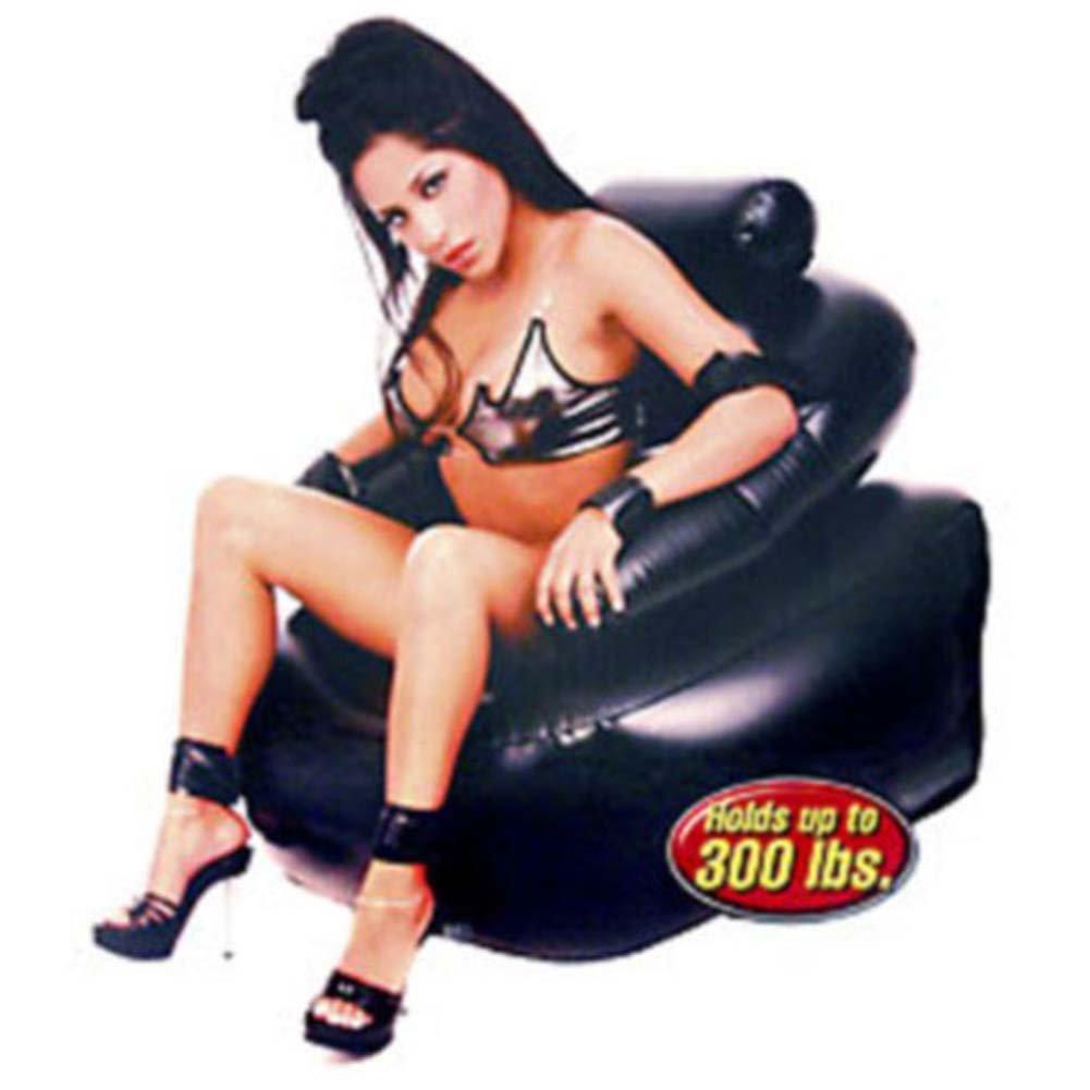 Fetish Fantasy Series Inflatable Bondage Chair - View #2