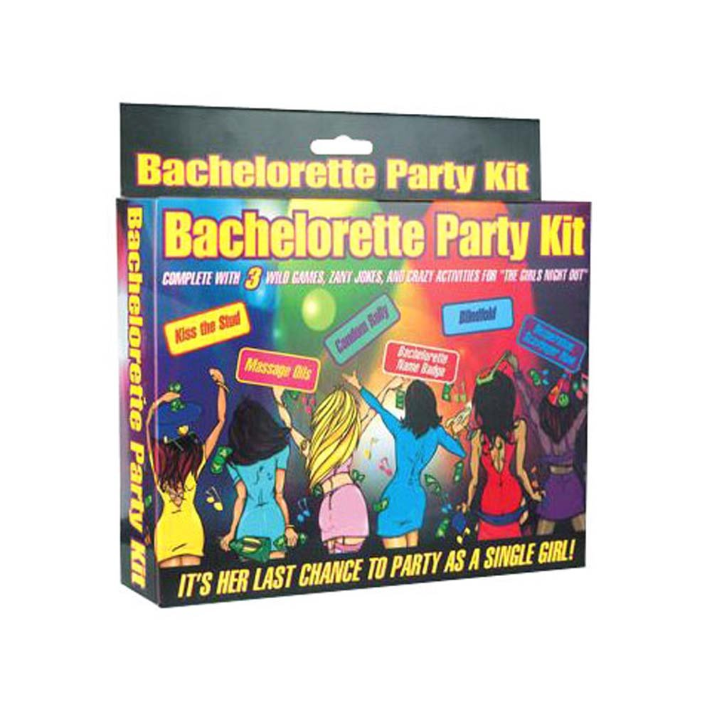 Bachelorette Party Kit - View #1
