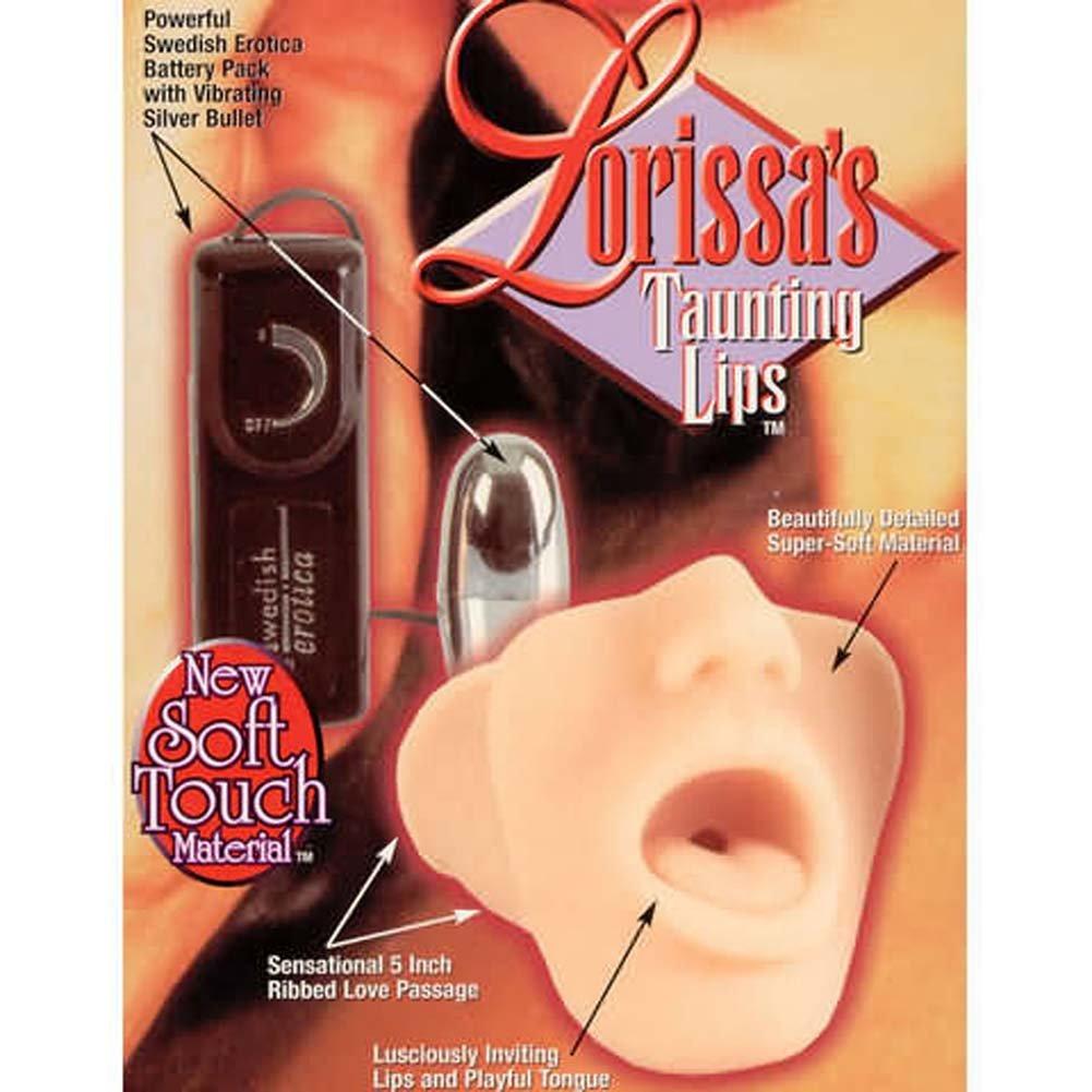 Lorissa Taunigng Lips - View #3