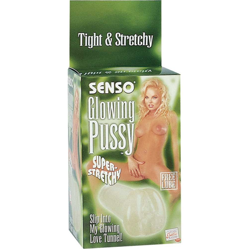 Senso Glowing Pussy Masturbator for Men - View #1