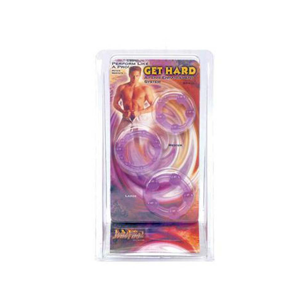 Peter North Enhancement Rings Purple - View #1