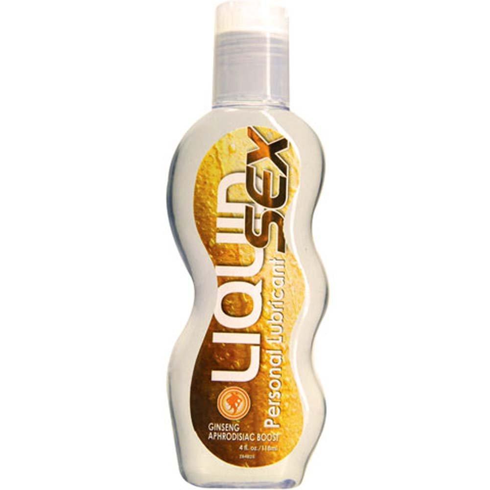 Liquid Sex Ginseng Aphrodisiac Boost Personal Lubricant 4 Fl.Oz 118 mL - View #1